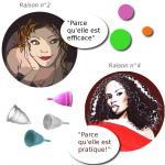 Avantages et inconvénients des CUPs menstruelles
