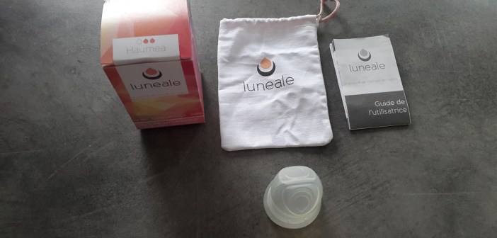 packaging cup menstruelle