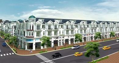 Dự án Nhà Phố Thủ Đức Village, 1 trệt 2 lầu & sân thượng 4,9 tỷ/căn
