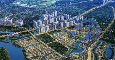 Phối cảnh dự án Khu đô thị Vincity Quận 9