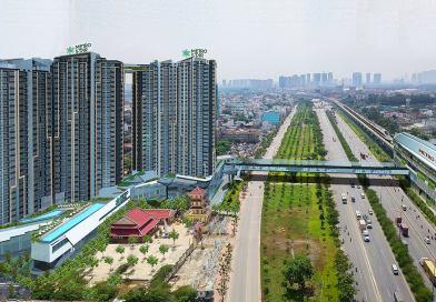 Căn hộ Metro Star Xa lộ Hà Nội Quận 9 – 2 Tỷ/căn 2PN