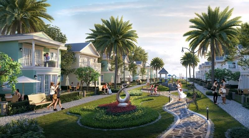 Dự án NovaWorld Phan Thiết, Nhà phố 3.5 tỷ, Biệt thự 4,5 tỷ