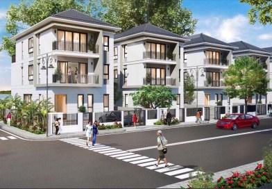 Biệt thự Palm Marina Novaland Q9 12 tỷ/căn 10×20
