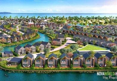 Dự án NovaWorld Hồ Tràm – Nhà phố 4.3 tỷ, Thanh toán chỉ 650 triệu
