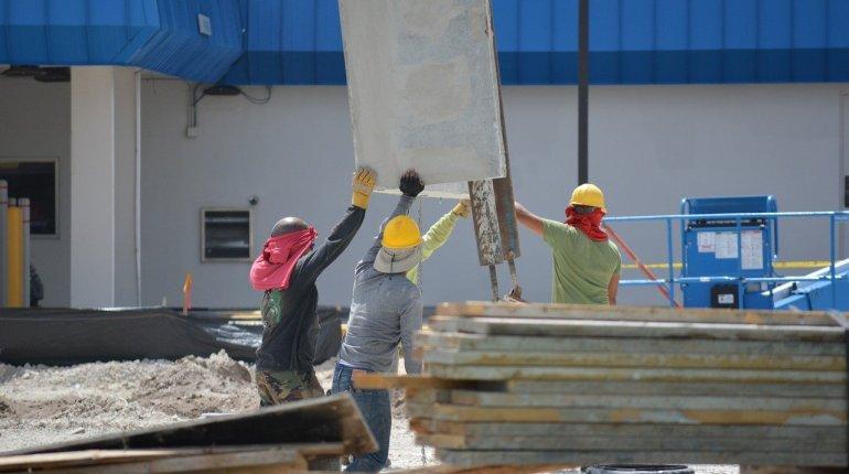 Les artisans du bâtiement