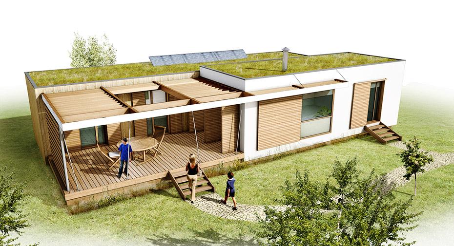 maison ecologique a qui confier sa construction