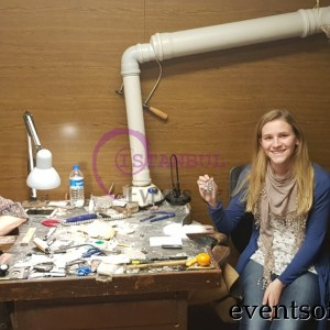 Turkish Jewelry Making Class in Istanbul