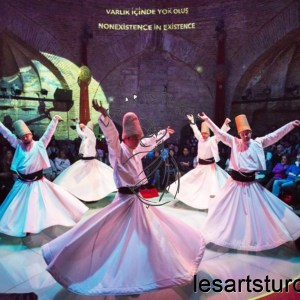 whirling dervish show ceremony ticket hodjapasha sultanahmet