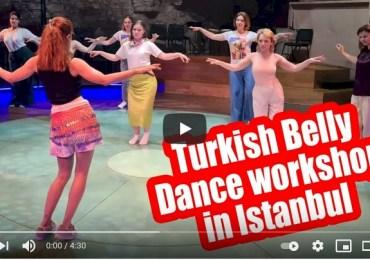 Turkish Belly Dance Workshop