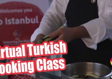 Turkish Cooking Class Workshop
