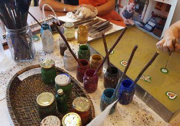 Turkish Art Workshop Ebru
