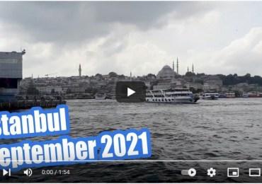 Istanbul September 2021