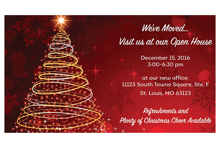 Open House – 12/15/2016