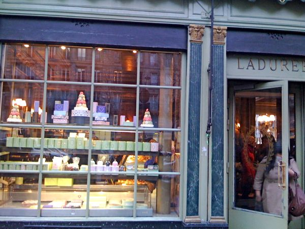 laduree at rue royal