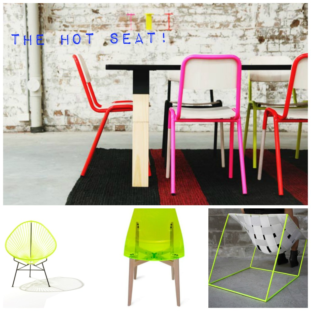 neon seating