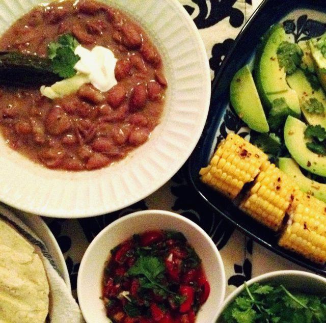 mexican pot beans
