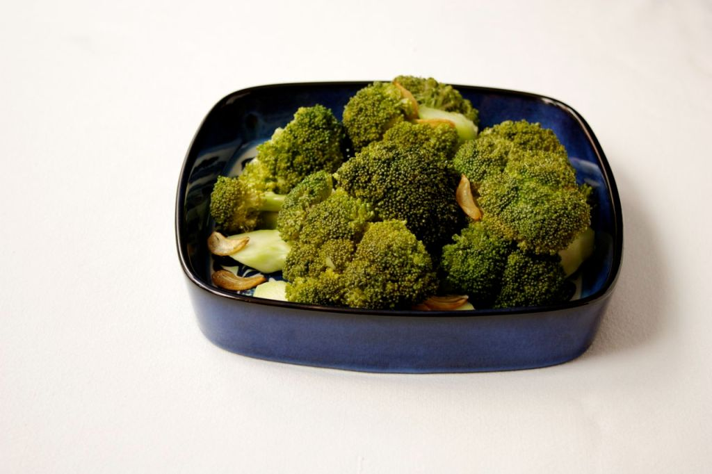 sweet garlic broccoli