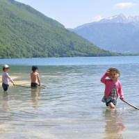 Ou se baigner au lac d'annecy ?? Mon top 3 des plages
