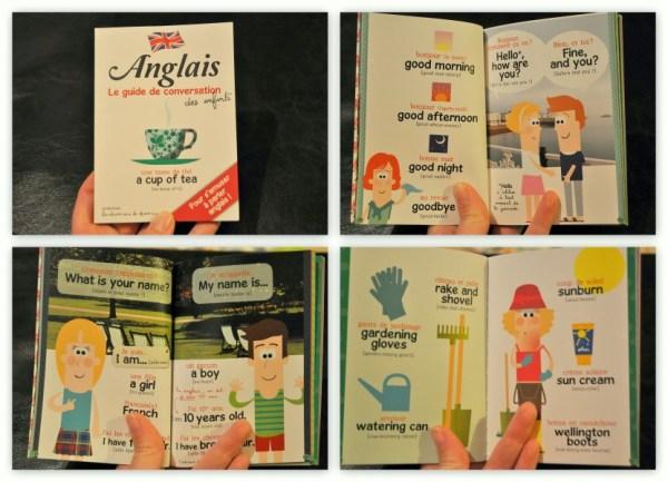 livre anglais