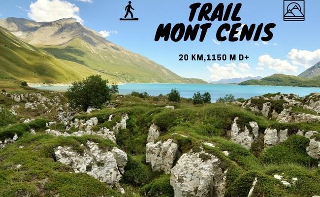 J'ai couru 20 km au trail du Mont Cenis !