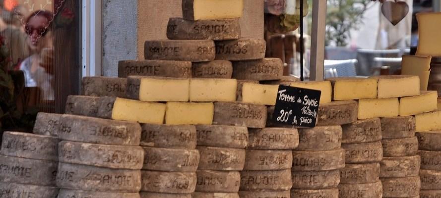 Qui dit montagne, dit vache, dit fromages ! Les fromages de Savoie [EnFranceAussi]