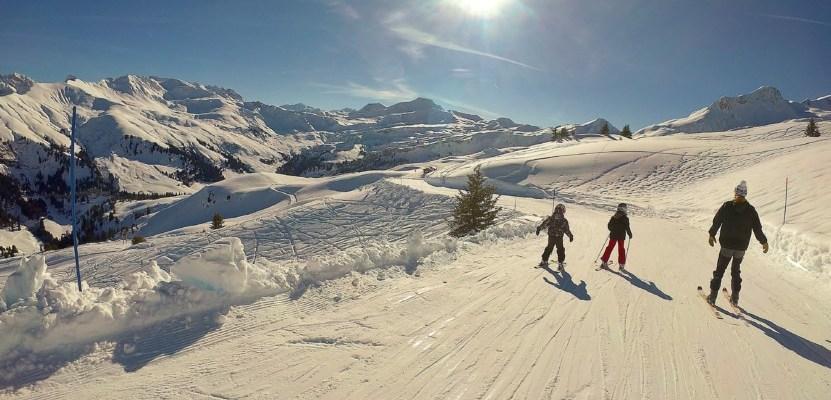 J'ai (re)skié …à Arêches