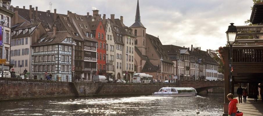 Quelques jours en famille a Strasbourg, en Alsace