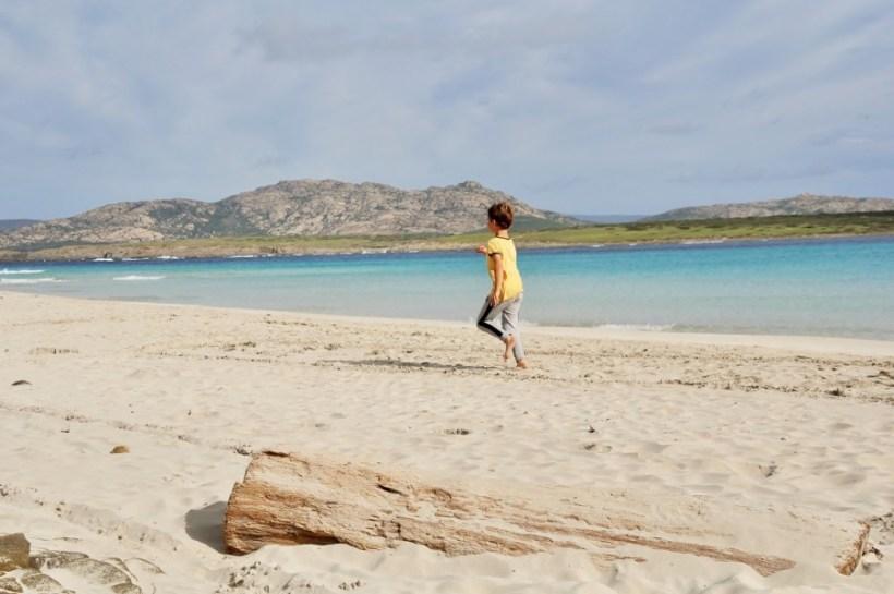belle plage Sardaigne