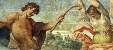 Carrache - Triomphe de Bacchus et d'Ariane