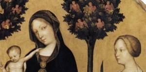 Vierge à l'enfant 1405