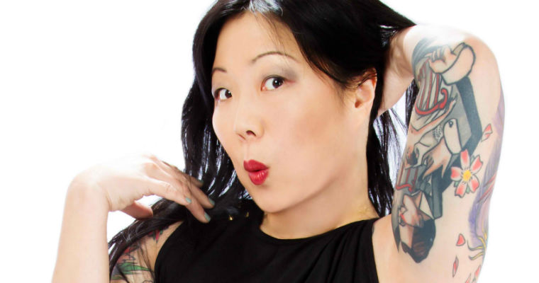 LESBIAN NEWS COVERAGE: Margaret Cho speaks her mind