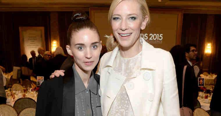 Rooney Blanchett at 2015 AFI Awards