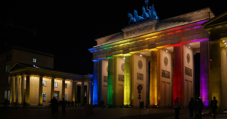 CSD celebrations in Germany