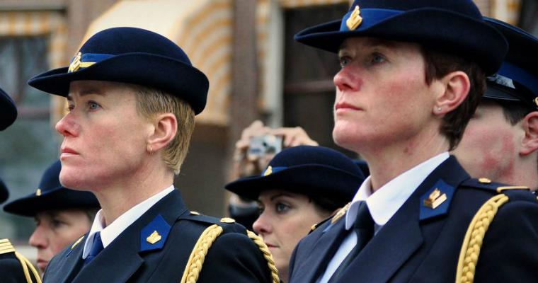 Marja and Ellie Lust - LGBT criminal justice summit