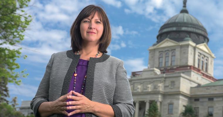 Denise Juneau - Lesbian Democrat candidates