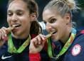 Women LGBT athletes
