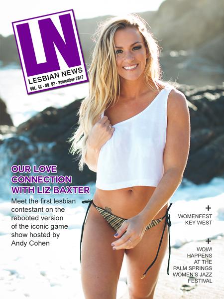 Lesbian News September 2017 Issue