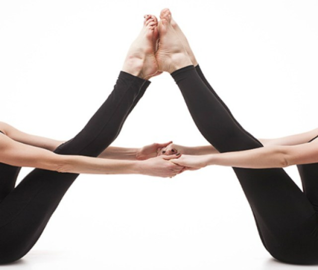 Five Easy Yoga Exercises For Lesbian Couples