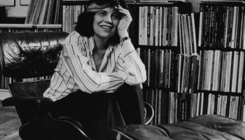 Susan Sontag Pays Attention To The World