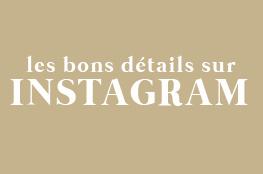Les Bons Détails sur Instagram
