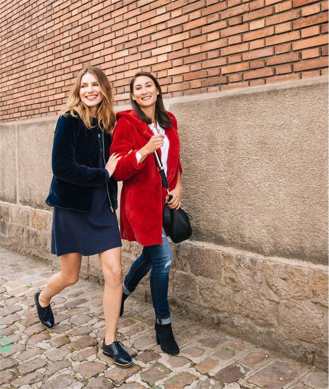 mode - femme - automne - grain de malice