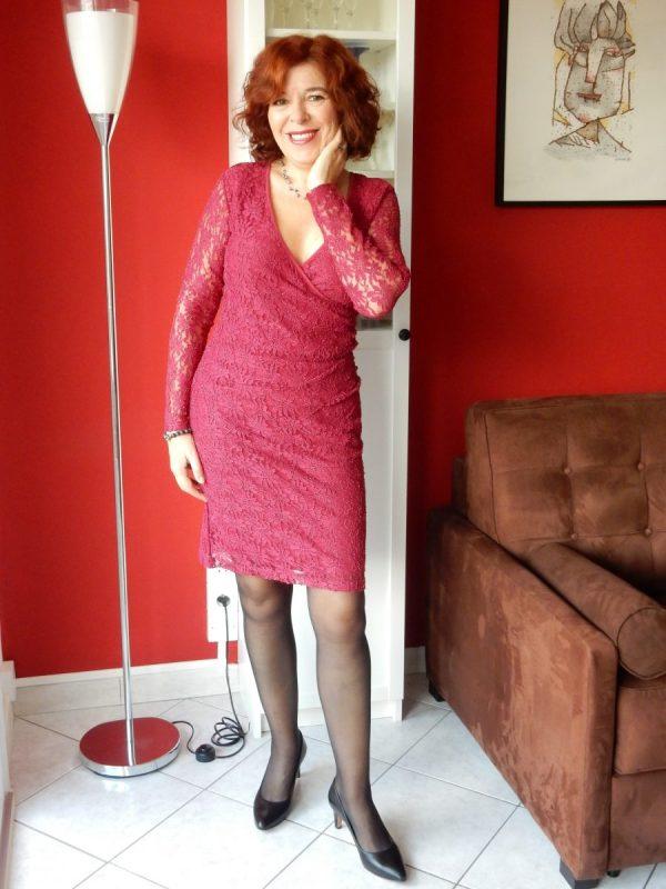 mode - femme - fêtes - prêt à porter - réveillon