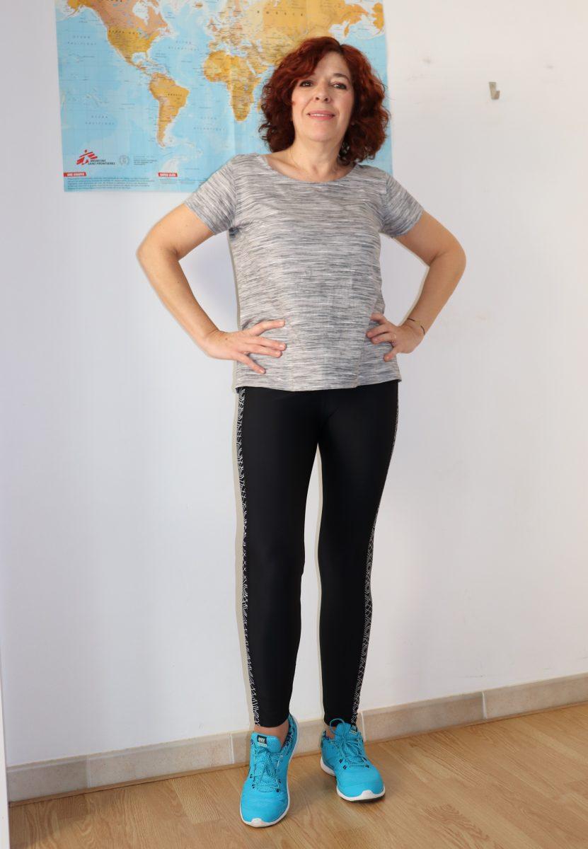 Défi forme - réussite - fitness - bien être- femme - quinqua - sport - alimentation - équilibre