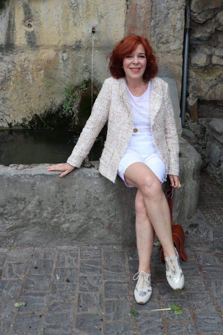 Afibel - mode - femme - quinqua - printemps - été - élégante