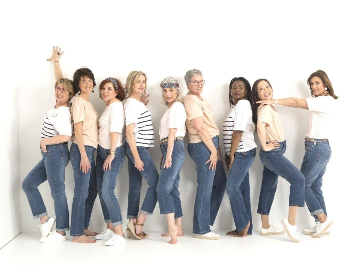 Mode - femme - Blanche Porte - printemps - été - quinqua - casting - tendance,