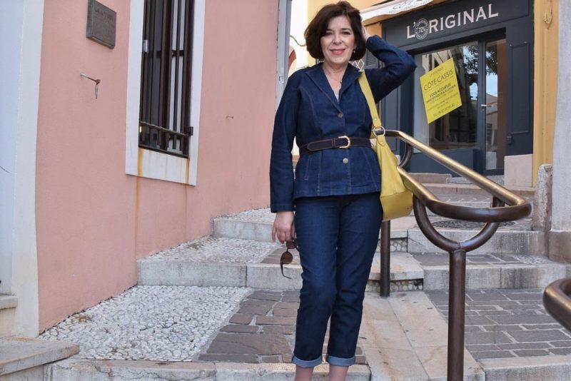 Mon tailleur en jean