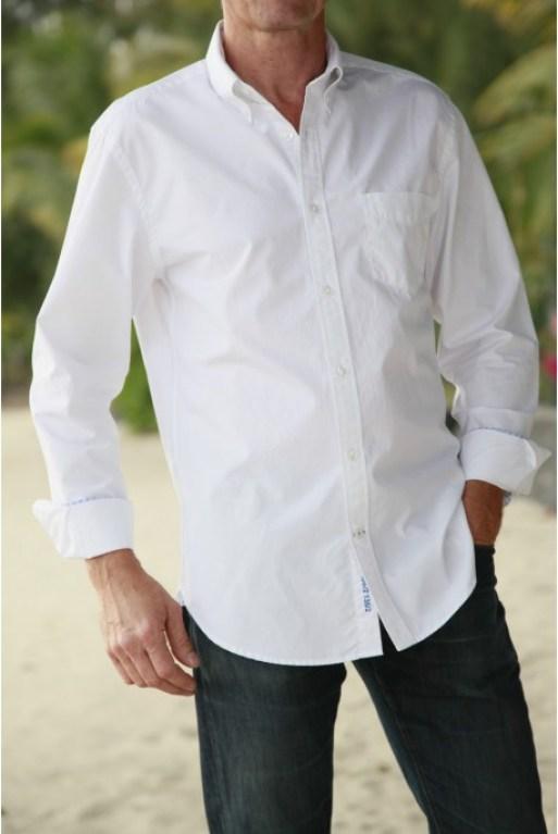 Indispensable la chemise blanche