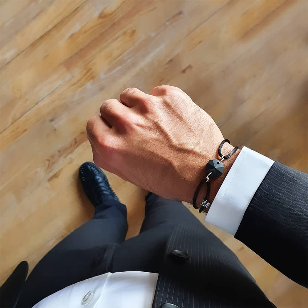 Un bracelet français : Michel Vessière