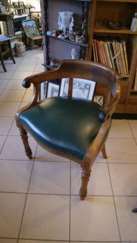 fauteuil de bureau ancien