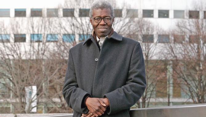 Le philosophe Souleymane Bachir Diagne